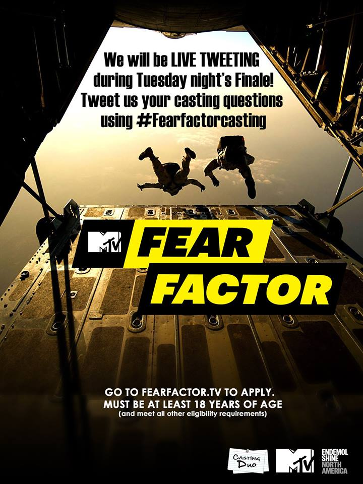 Fear Factor cast 2018