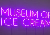 auditions for museum of Ice Cream