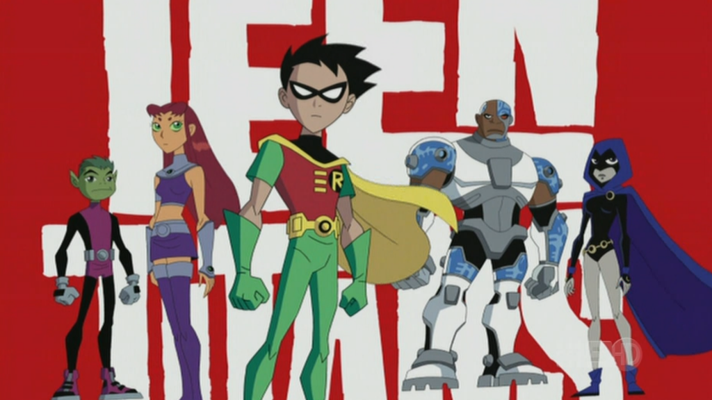 Auditions for Teen Titans TV show