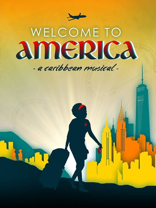 auditions for  Welcome to America: a Caribbean Musical