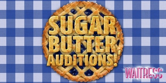 Auditions for Waitress Musical principal role