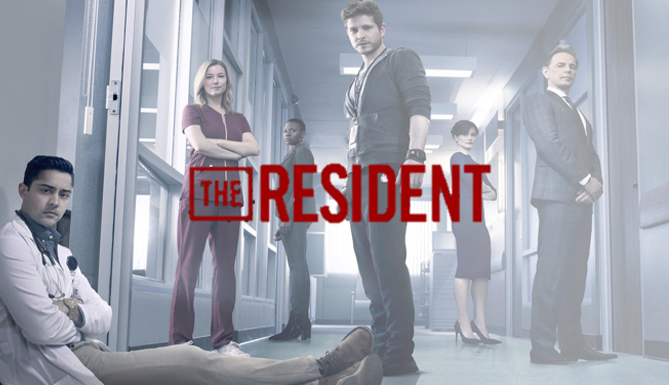 FOX the resident cast
