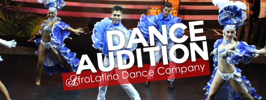 dance auditions in Toronto