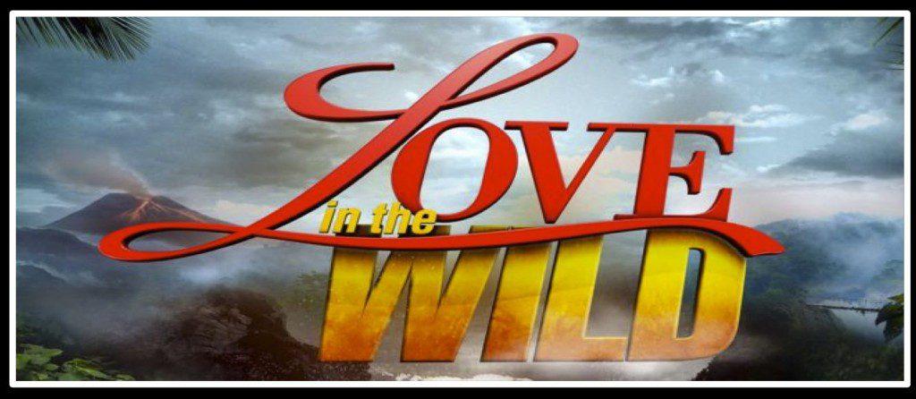 NBC love in the wild casting call logo