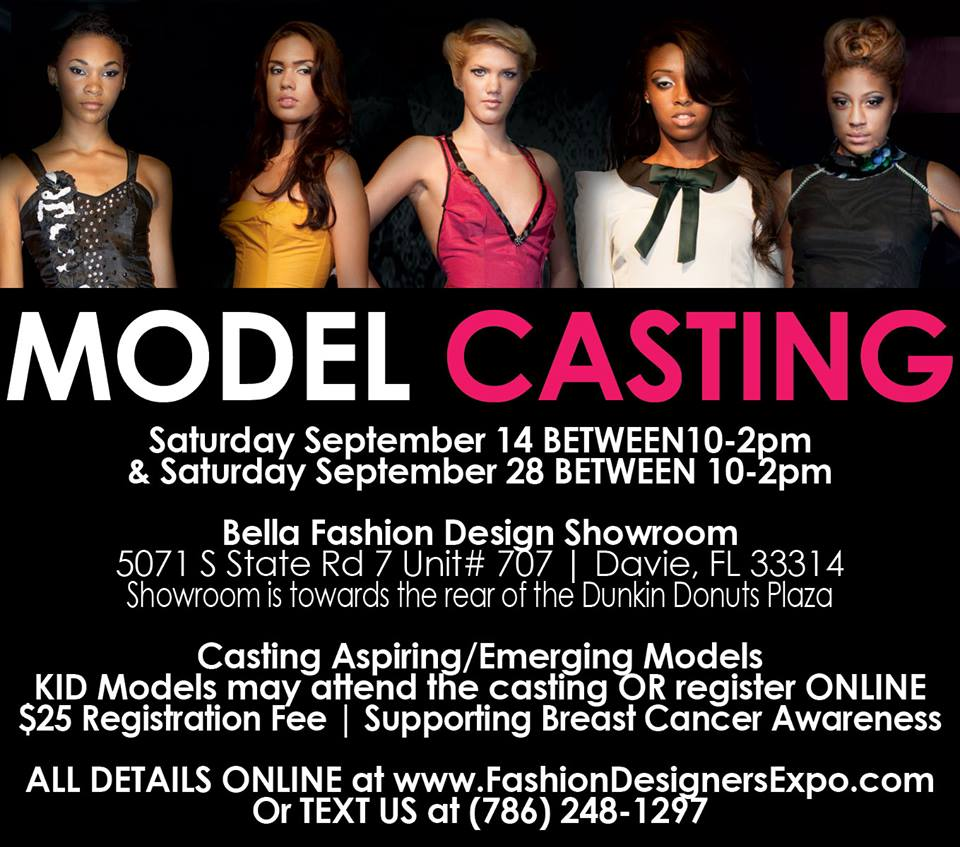 Casting Calls In West Palm Beach