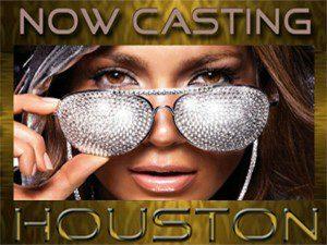 houston model casting