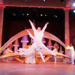 Busch Gardens – Paid male dancers
