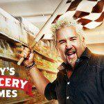 Guy Fiere 'Grocery Games'