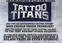 Casting Tattoo artists