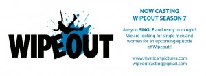Tryout for Wipeout 2014