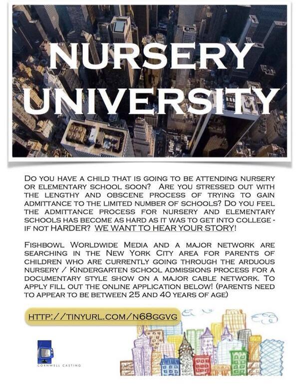 NYC Nursery University