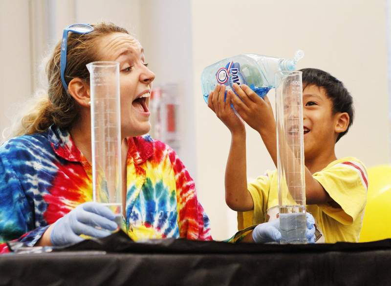 Sciencetellers casting call for kids show