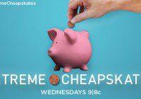 TLC Extreme Cheapskates
