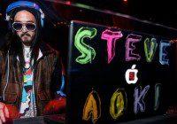 Steve Aoki Video