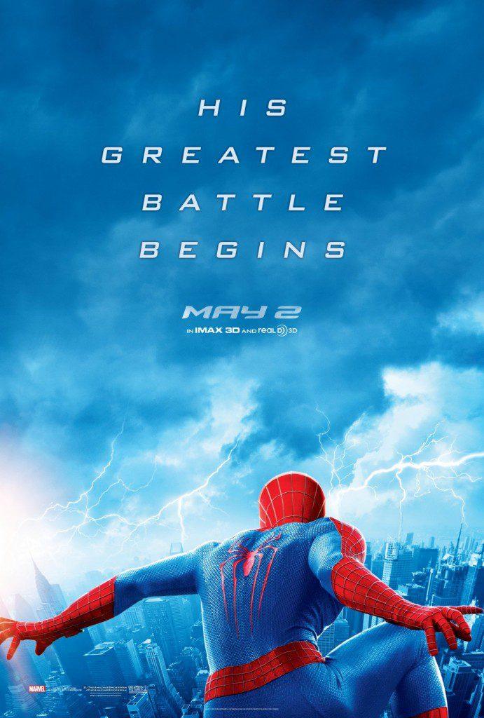 The Spider Man 2 movie promo