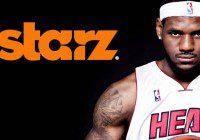 Now casting LeBron James Starz Series