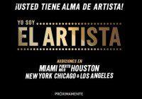 """casting call for Telemundo show """"Yo Soy El Artista"""""""