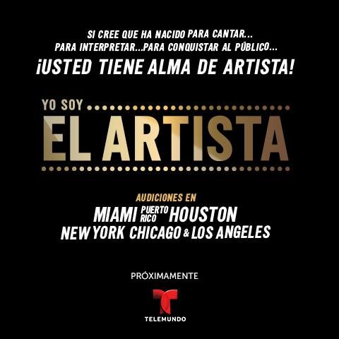 casting call for Telemundo show