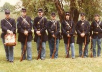 casting call in Austin for Civil War re-enactors