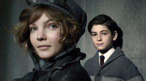"Selina Kyle and Bruce Wayne in ""Gotham"""