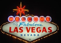 Auditions for Las Vegas