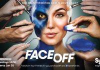 Model casting call for SyFy series Face Off in L.A.