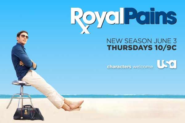 Royal Pains series casting call