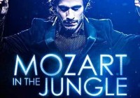 casting call for Mozart in the Jungle