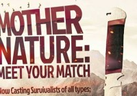 MOther Nature: Meet Your Match casting survival experts and enthusiasts