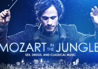Casting call inNYC for Mozart in the Jungle
