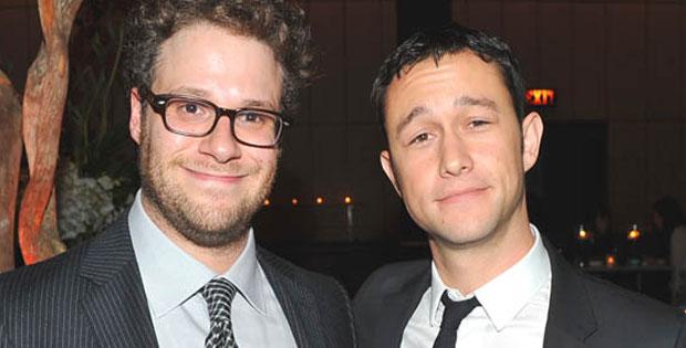 Seth Rogan and Josepg Gordon-Levitt team up for new Xmas film