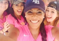 Tampa Bay Rays Cheerleader Tryouts