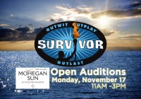 Survivor open auditions are coming to Pennsylvania