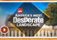 DIY Network Desperate Landscape casting call for 2015