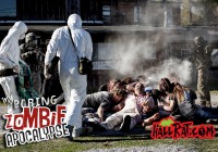 Casting call for walking dead zombies in Maryland