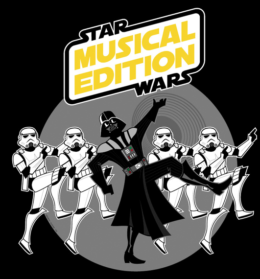 Auditions for Star Wars Musical 2016 coming to Vancouver & Toronto