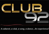 Singers and Dancers for Club 92 in Waterbury, Connecticut