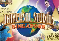 Auditions for Universal Studios 2015