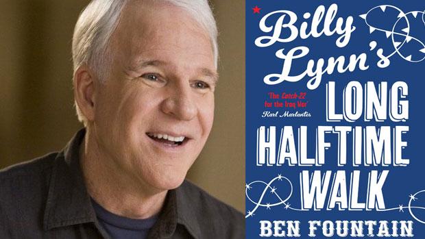 Billy Lynns Long Halftime Walk movie casting call in Atlanta