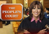 The People's Court is casting paid audience
