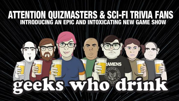 Geeks Who Dring now casting for SyFy