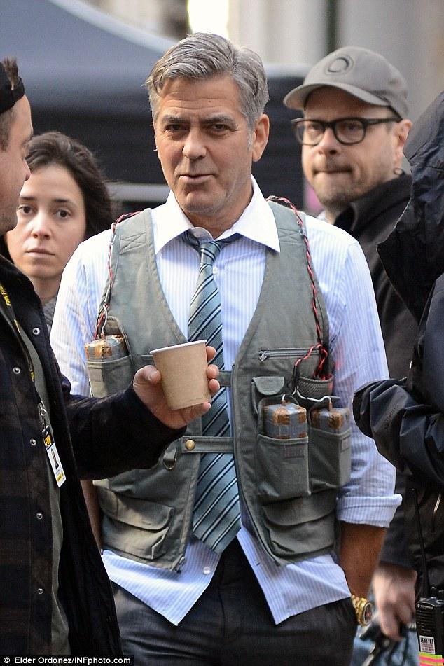 George Clooney movie