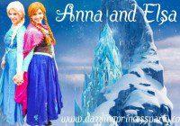 Auditions for Disney Proncesses