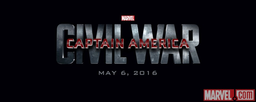 Captain America 3 now filming