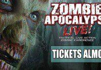 Zombie show seeking actors
