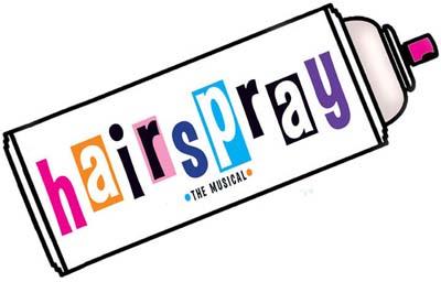 hairspray jr logo - photo #11