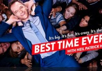 Best Time Ever with Neil Harris Taking Submissions
