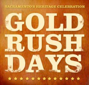 actors for Sacramento Gold Rush Days