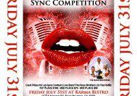 Lip Sync Contest