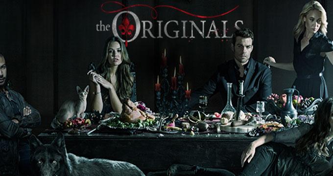 casting The Originals TV show